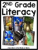 2nd Grade Literacy Curriculum Units BUNDLED