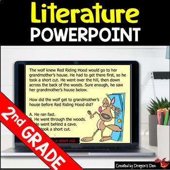 2nd Grade Literature PowerPoint