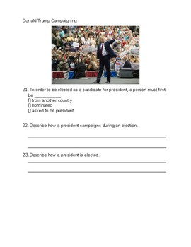 2nd Grade Louisiana Social Studies Claim 4a