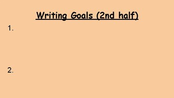 2nd Grade: Lucy Calkins Writing Unit 1 Student Resources/Strategies (Narrative)
