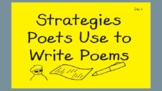 2nd Grade Lucy Calkins writing unit 4: POETRY:   SLIDES