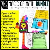 2nd Grade Magic of Math THE BUNDLE