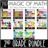 2nd Grade Magic of Math THE BUNDLE