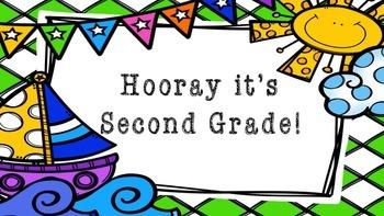 2nd Grade Master Schedule/ Breakdown