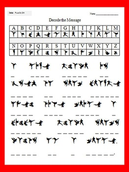 2nd Grade Math Puzzles