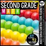 2nd Grade Math: Addition and Subtraction up to 100