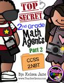 2nd Grade Math Agents - Part 2 CCSS 2.NBT