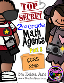 2nd Grade Math Agents - Part 3 CCSS 2.MD