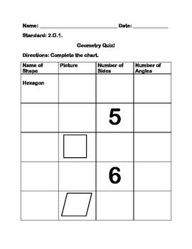 2nd Grade Math Assessments