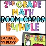 2nd Grade Math BOOM Cards GROWING BUNDLE