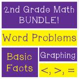 2nd Grade Math BUNDLE!