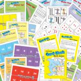 2nd Grade Math: Card Shark