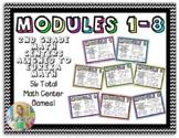 2nd Grade Math Centers- Modules 1-8 Eureka Math BUNDLE