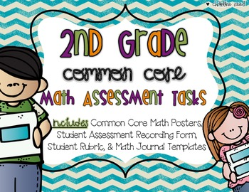Math Common Core Assessment Pack