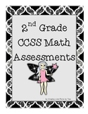 2nd Grade Math Common Core Assessments
