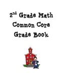 2nd Grade Math Common Core Grade Book