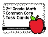 2nd Grade Math Common Core Task Cards