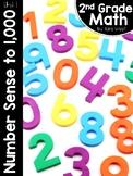 2nd Grade Math Curriculum Unit One: Number Sense to 1,000