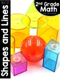 2nd Grade Math Curriculum Unit Twelve: Shapes and Lines