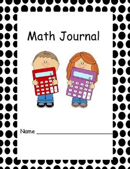 2nd Grade Math Daily Journal