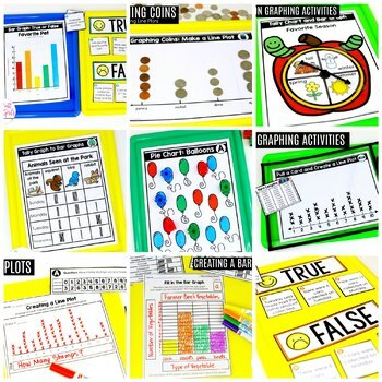 2nd Grade Math: Data and Graphing