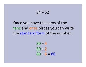2nd Grade Math Decomposing Powerpoint