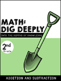 2nd Grade Math-Dig Deeply Into Addition and Subtraction: H