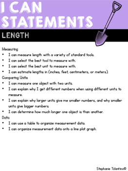 2nd Grade Math-Dig Deeply Into Higher Order Thinking for Length Measurement