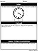 2nd Grade Math-Dig Deeply Into Time Tasks for Higher Order