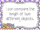 2nd Grade Math & ELA Student Friendly Learning Target Posters- Full Page Sized