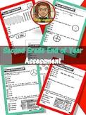2nd Grade Math End of Year Assessment   Midyear Assessment