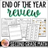 2nd Grade Math End of the Year / Summer Review