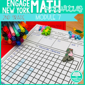 2nd Grade Math Engage New York Aligned Activities: Module 7
