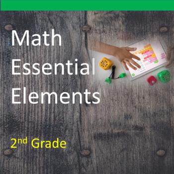 2nd Grade Math Essential Elements for Cognitive Disabiliti