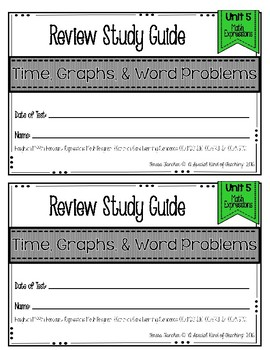 2nd Grade Math Expressions Program {Unit 5: Time, Graphs, & Word Problems}