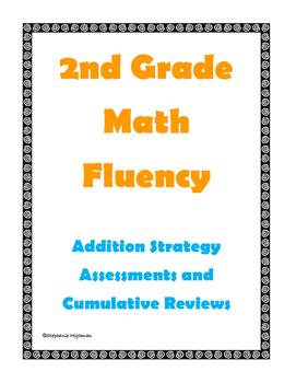 2nd Grade Math Fact Fluency Assessment