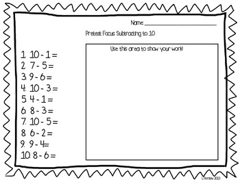 2nd Grade Math Fluency RTI Set 3