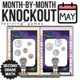 2nd Grade Math Game [May Knockout Club]