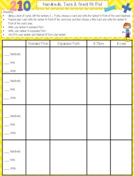2nd Grade Math Games - Set 4 - Common Core Aligned