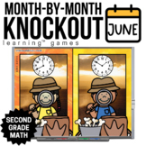 2nd Grade Math Games [Review Knockout Club #1]