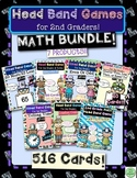 2nd Grade Math Head Bands BUNDLE!!!