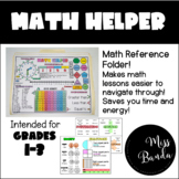 2nd Grade Math Helper