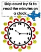 Telling Time to 5 minutes  2.MD.C.7  2nd Grade Math Helps