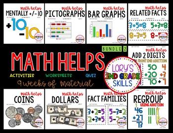 2nd Grade Math Helps - Term 2