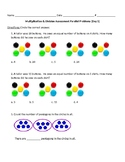 2nd Grade Math In Focus Parallel Test Chapter 5 Multiplica