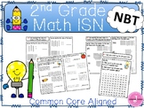 2nd Grade Math Interactive Notebook-NBT(Place Value, Skip Counting, Add 10, 100)