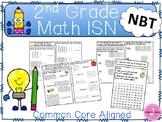 2nd Grade Math Interactive Notebook-NBT(Place Value, Skip