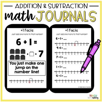 2nd Grade Math Journals {Addition & Subtraction}