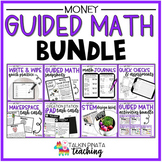 Guided Math Bundle {2nd Grade Money}