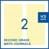 2nd Grade Math Journals